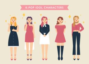 韓国アイドルの髪がツヤツヤなのはヘアメイクさんのおかげ?
