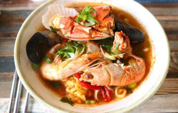 ヘムルタン麺(農心SEAFOOD RAME)がやばい美味しかった件について